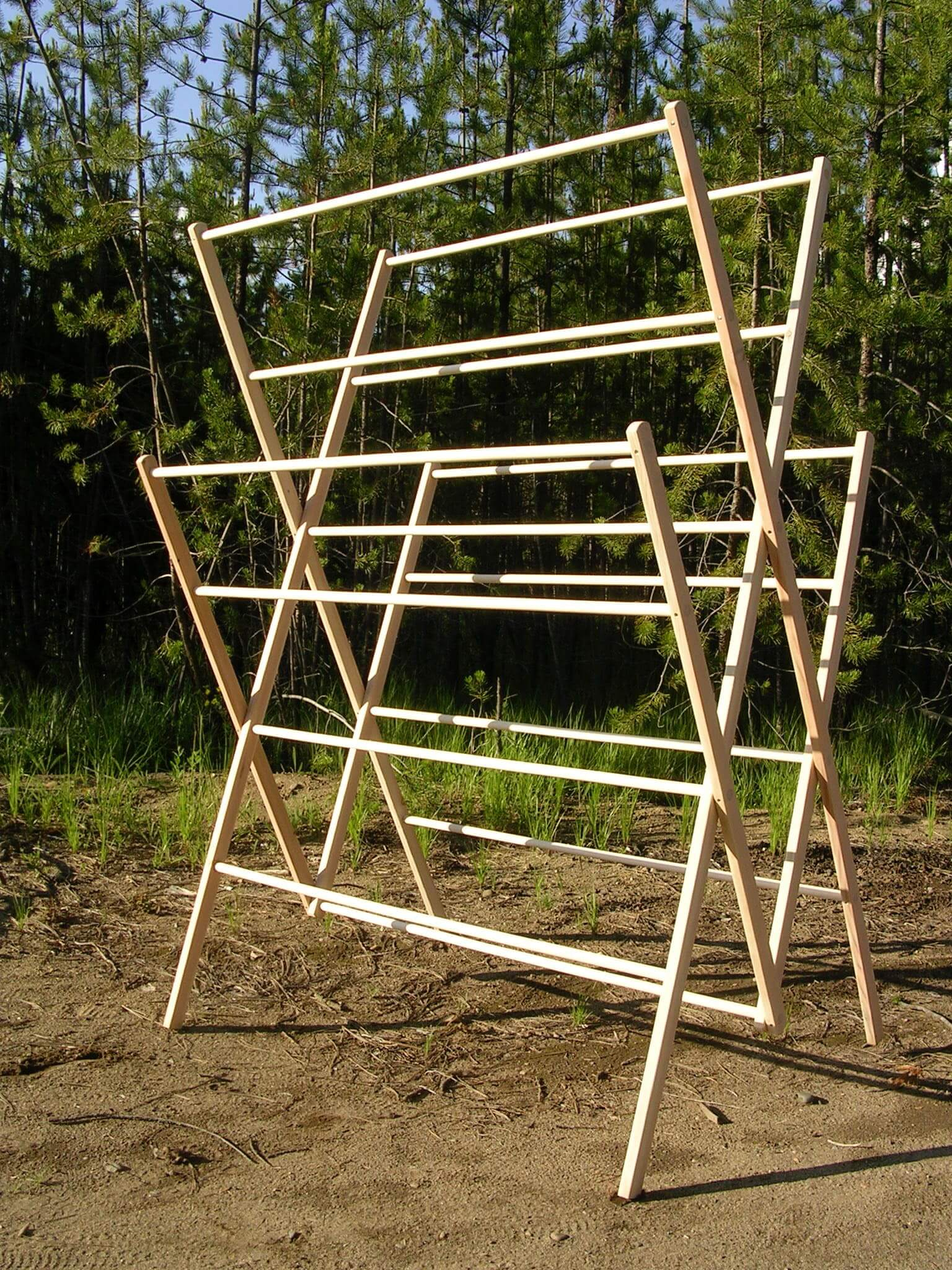 Homestead Drying Racks! Handcrafted in Southern Idaho