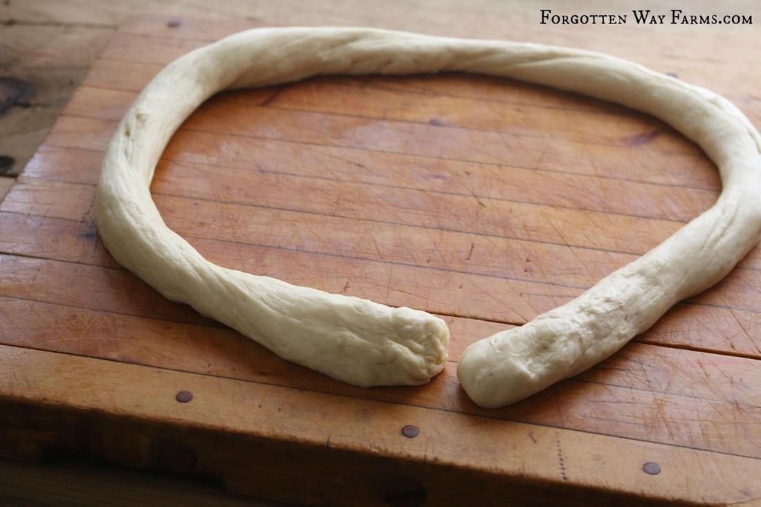 Challah Bread Braiding Tutorial