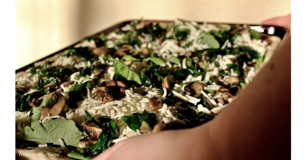 Mmm, homemade pizza in 30 minutes??? Count me in!