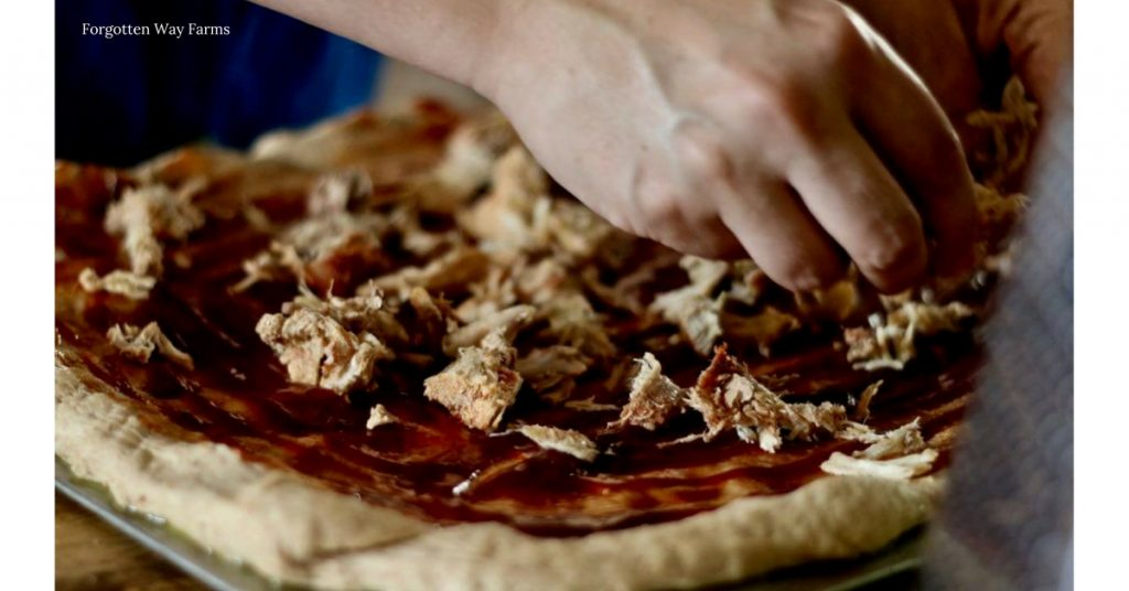 Yummy! That's a great idea. Now I want a pork/barbecue pizza, LOL!