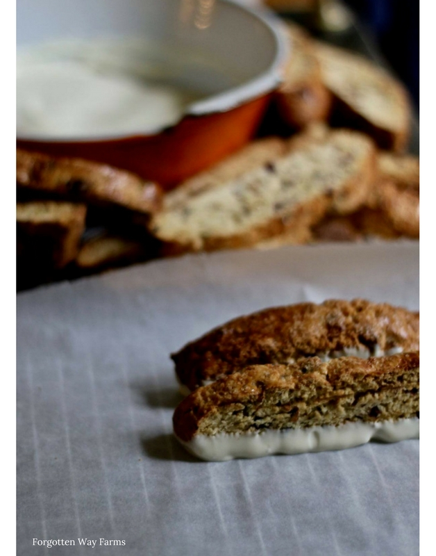 I Want to try making ALL of these recipes! Biscotti is one of my faves