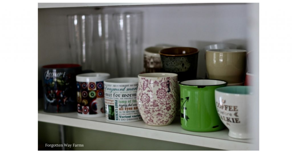 Agh, mug envy! Love the darn things. The hot drinks look amazing too.