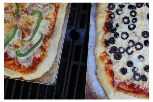 Homemade Pizza & Movie Night