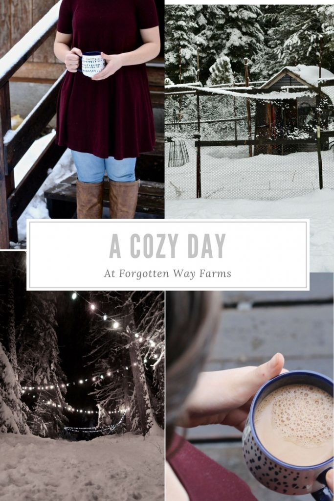 A Cozy Day at Forgotten Way Farms! LOVE, LOVE this blog post! It's so pretty.