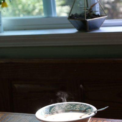 Wild Morel Mushroom Soup Recipe