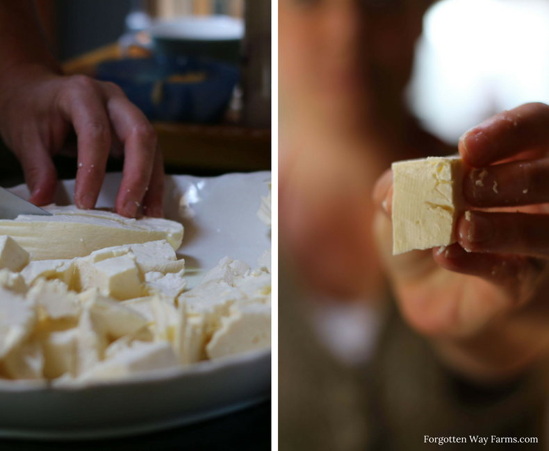 Wow, what a great tutorial for homemade feta cheese!