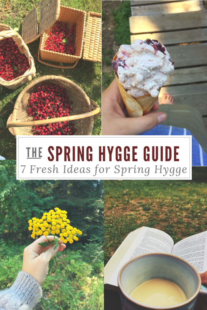How to Hygge Guide | Spring Guide 7 Tips for Incorporating Hygge  #springhygge #hygge #hyggeguide