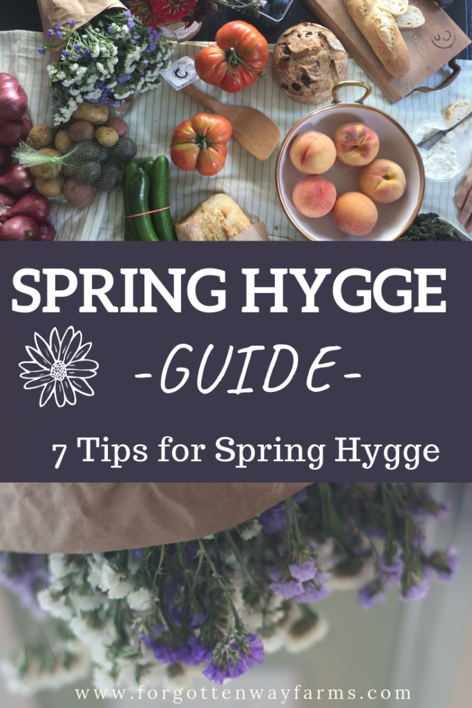 How to Hygge Guide | Spring Guide 7 Tips for Incorporating Hygge  #hygge #springhygge #hyggetips