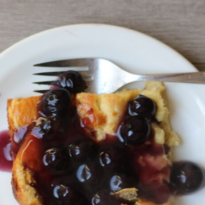 Dutch Baby Recipe|Easy (Gluten-Free)
