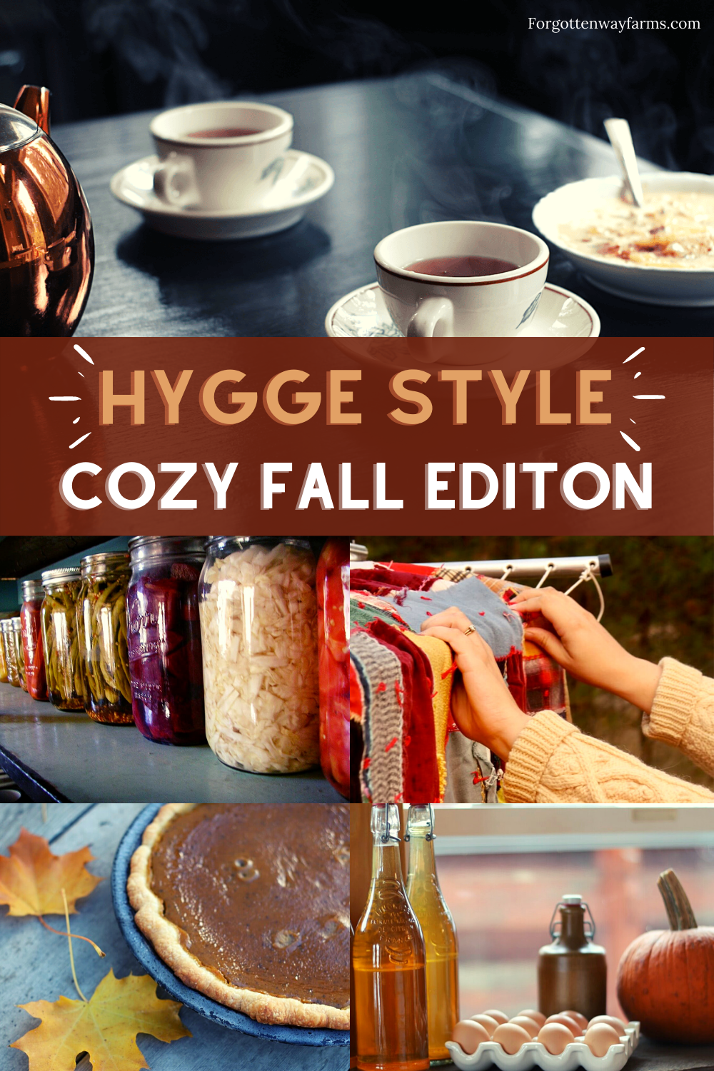 Best how to hygge style post-cozy fall edition